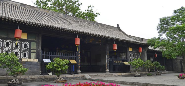 Pingyao Ancient Government Office3