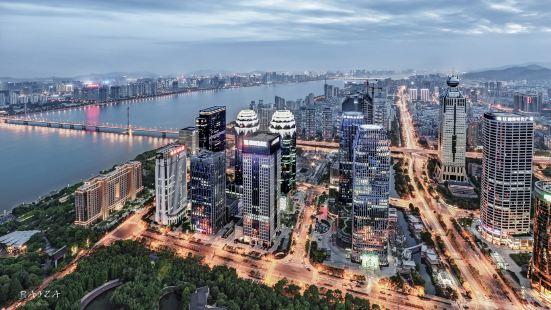 蕭山錢江觀潮城