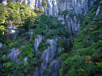 Sanqingshan Scenic Area