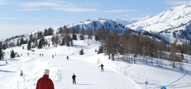 蘇峪口滑雪場3