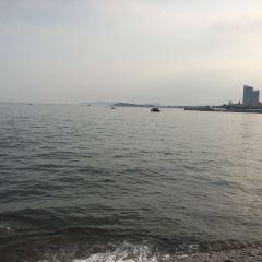 칭다오(청도) 하이빈(해빈) 관광지 여행 사진