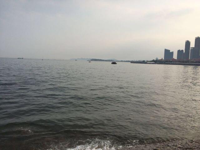 칭다오(청도) 하이빈(해빈) 관광지
