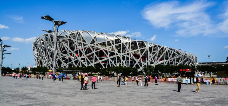 Bird's Nest (National Stadium)2