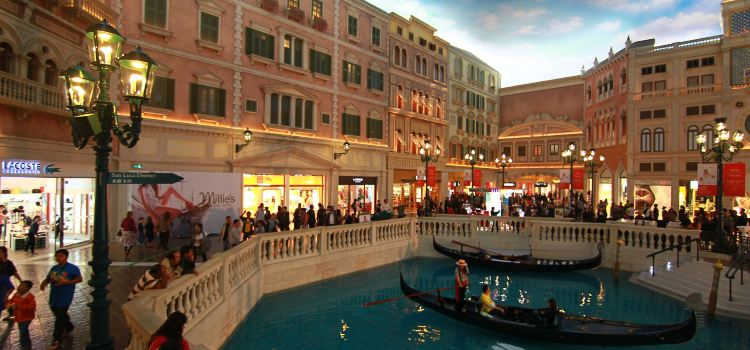 Casino at Venetian Macao1