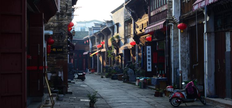 Tunxi Ancient Street2