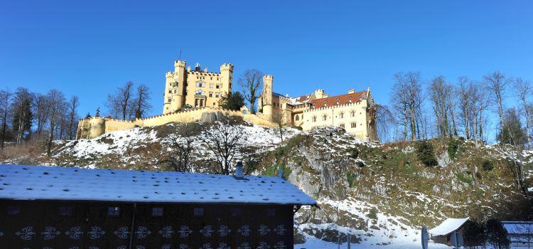 Hohenschwangau Castle3