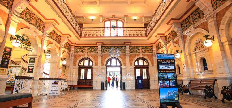Dunedin Railway Station1
