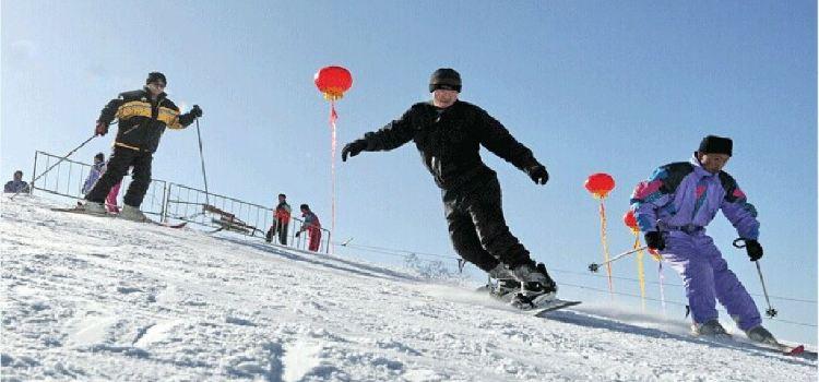 蘇峪口滑雪場