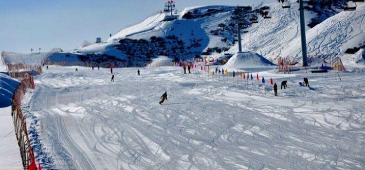 天山天池國際滑雪場3