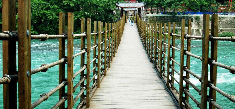 두장옌 관광지(도강언 관광지)3