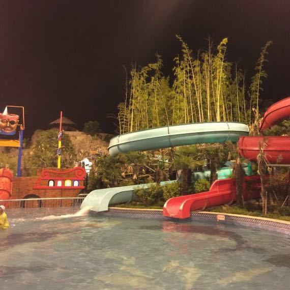 泡泡水上樂園