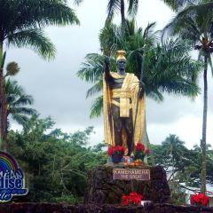 King Kamehameha Statue User Photo