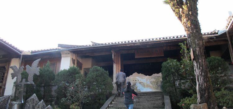 滇緬抗戰博物館2