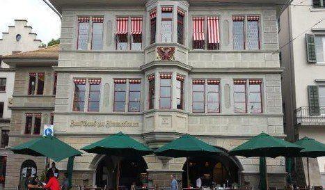 Zunfthaus Zur Zimmerleuten Restaurant