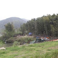 동산호수 풍경구 여행 사진