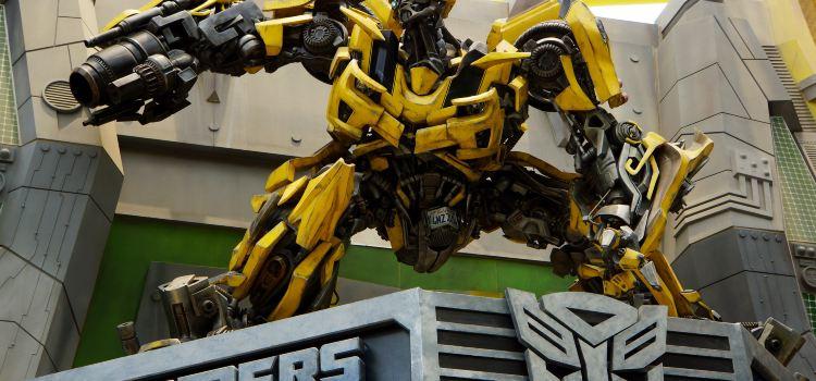Universal Studios Singapore1