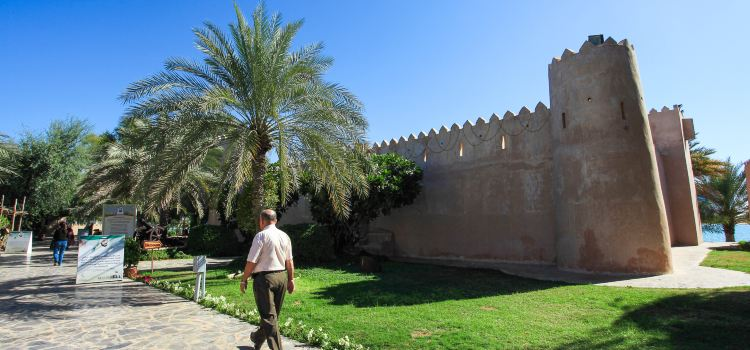 Emirates Heritage Club Heritage Village1