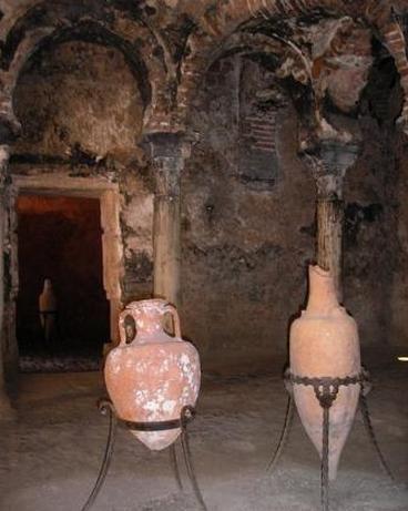 Banys Arabs浴場