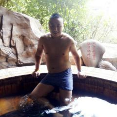 자룡만 온천 국제 호텔 여행 사진