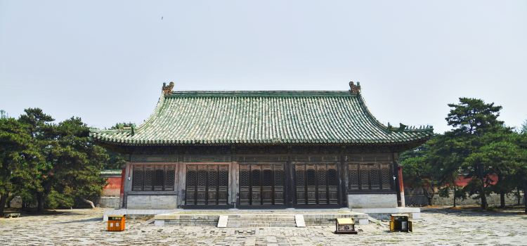 Western Qing Tombs1
