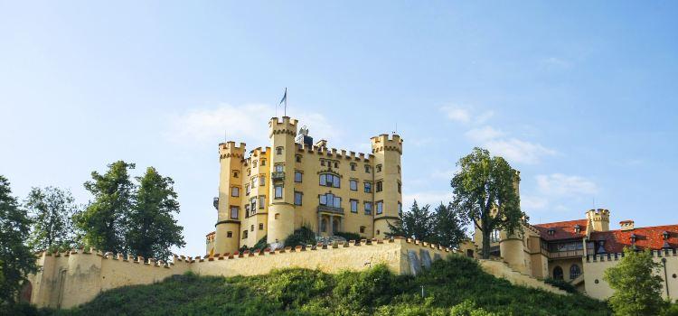 Hohenschwangau Castle1