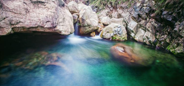 鄣山大峽谷1