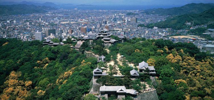 Matsuyama Castle1
