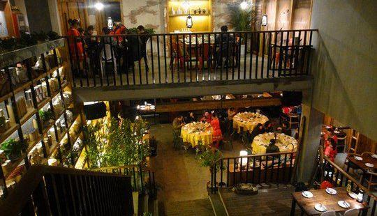 香巴拉餐廳