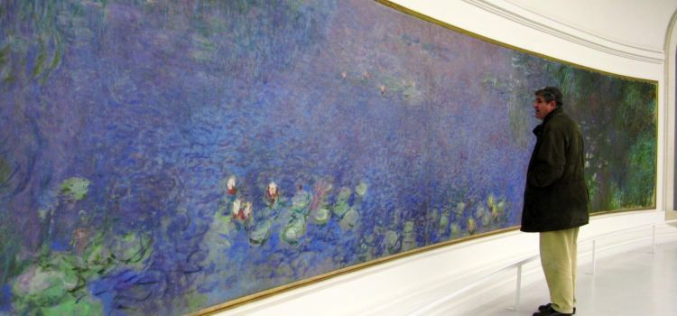 オランジュリー美術館3