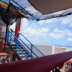 알루팡 비치 클럽 여행 사진