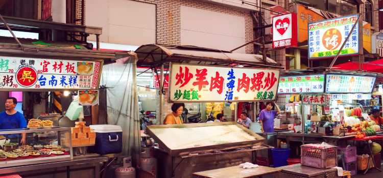 Liuhe Night Market1