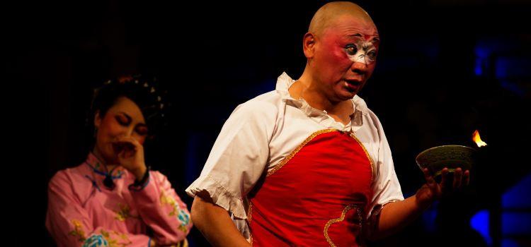 Shufeng Yayun Sichuan Opera House3