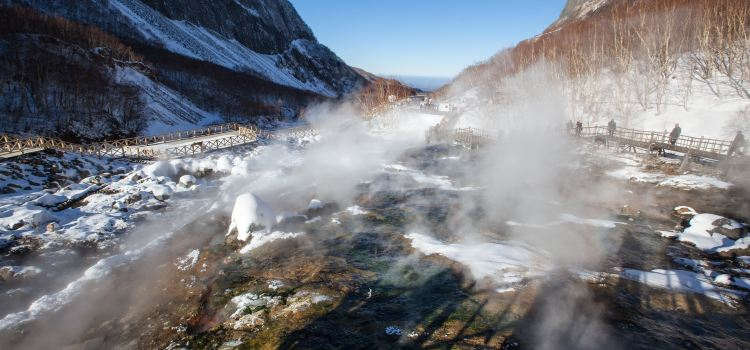 Changbai Mountain Scenic Area2