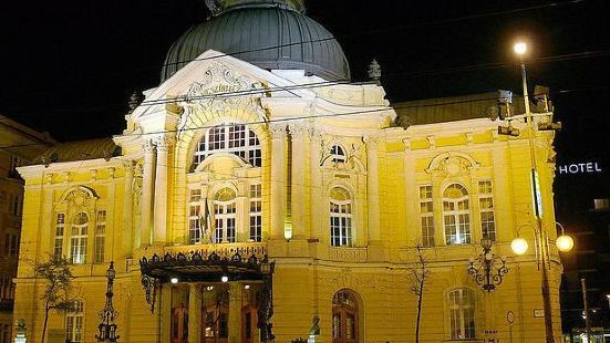 布達佩斯喜劇劇院
