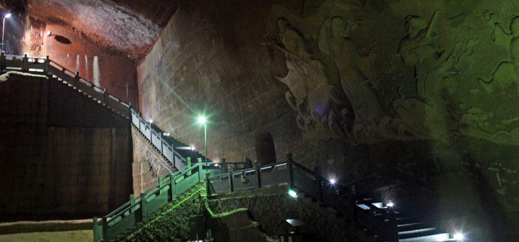 龍游石窟2