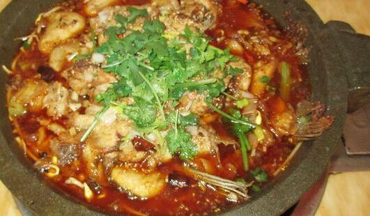重慶石鍋魚(盩厔店)