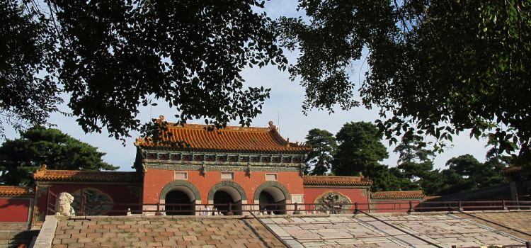 Zhaoling Tomb (Beiling Park)1