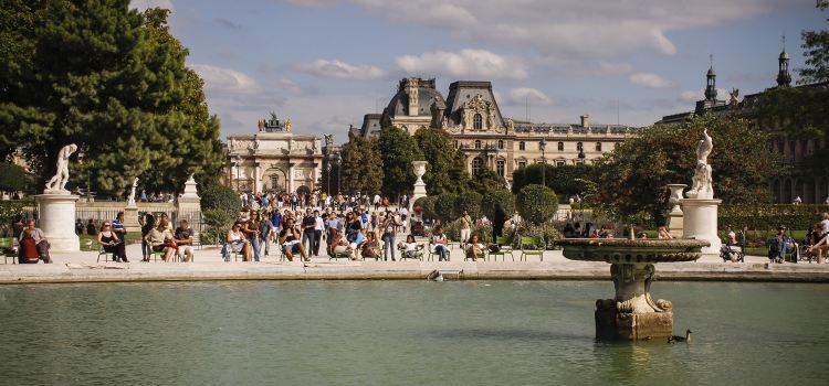 Tuileries Garden1
