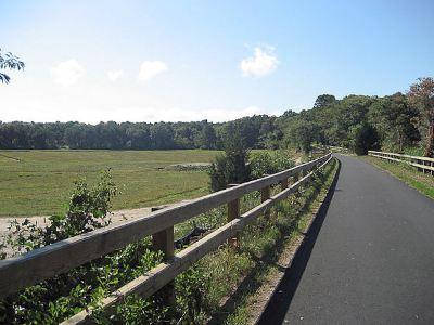 科德角鐵路步行道