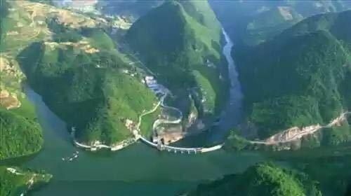 湄江國家地質公園