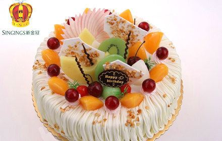 新金冠蛋糕(石台路提貨點)