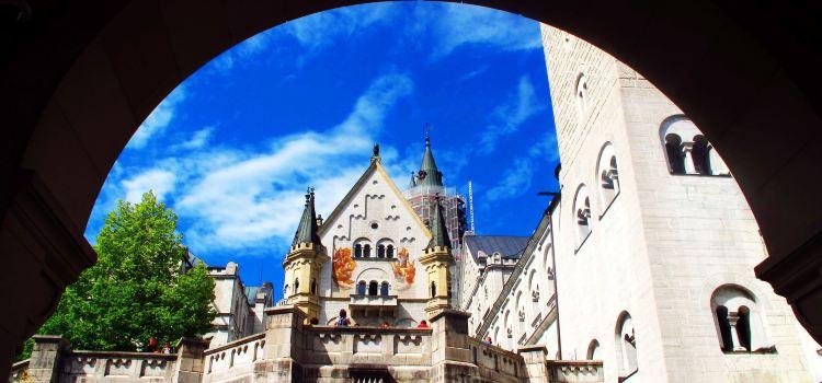 Neuschwanstein Castle2