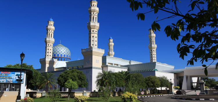 Kota Kinabalu City Mosque2