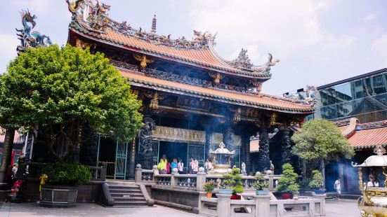 Lungshan Temple of Manka