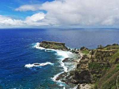 フォービデン島