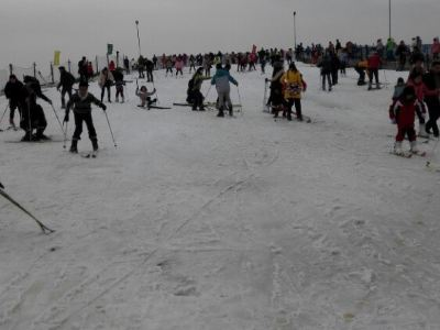 Huxi Hot Spring Ski Resort
