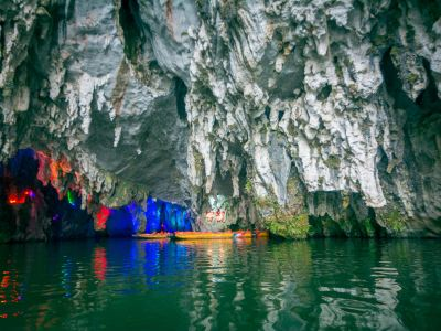 Dragon Palace Cave (Long Gong)