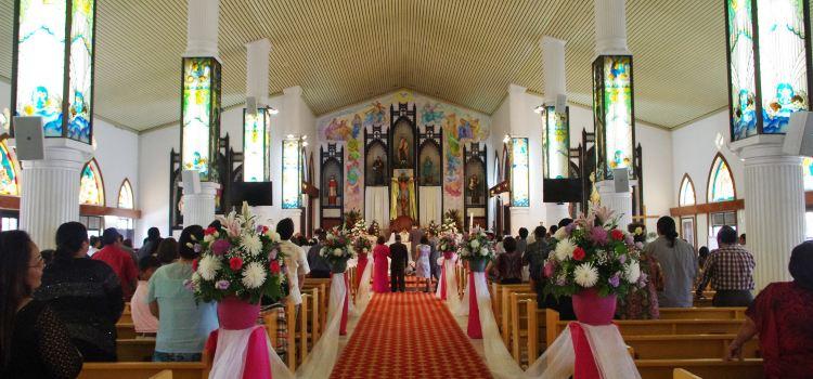 卡梅爾山天主教大教堂3