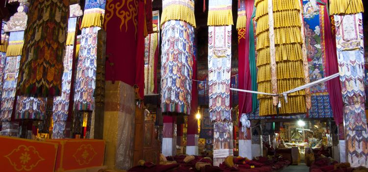 드레풍 사원(Drepung monastery)1