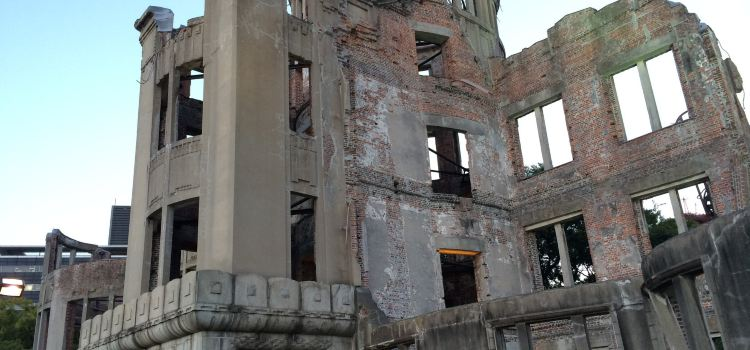 The Atomic Bomb Dome1